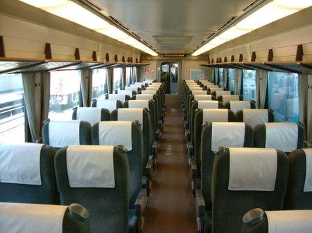 西日本パスで特急乗りまくりの旅 2日目: NAO君旅日記