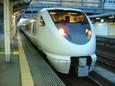 北陸本線683系特急列車