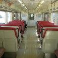 719系普通列車・車内