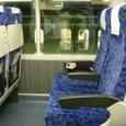 E231系2階建グリーン車座席