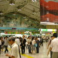 上野駅コンコース