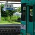 新宮駅と104系