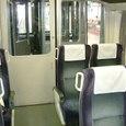 特急南風号2000系座席