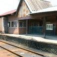 紀州鉄道終着駅の西御坊駅