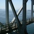瀬戸大橋の車窓