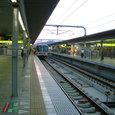 高架駅となった新「姫路駅」