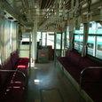 紀州鉄道 キテツ1型の車内