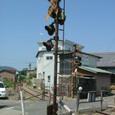 踏切跡 (紀州鉄道)