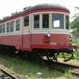 片上鉄道:動態保存キハ702