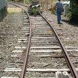 民家裏の廃線3 (紀州鉄道)