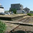 日高川駅ホーム (紀州鉄道)