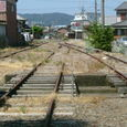 日高川駅構内2 (紀州鉄道)